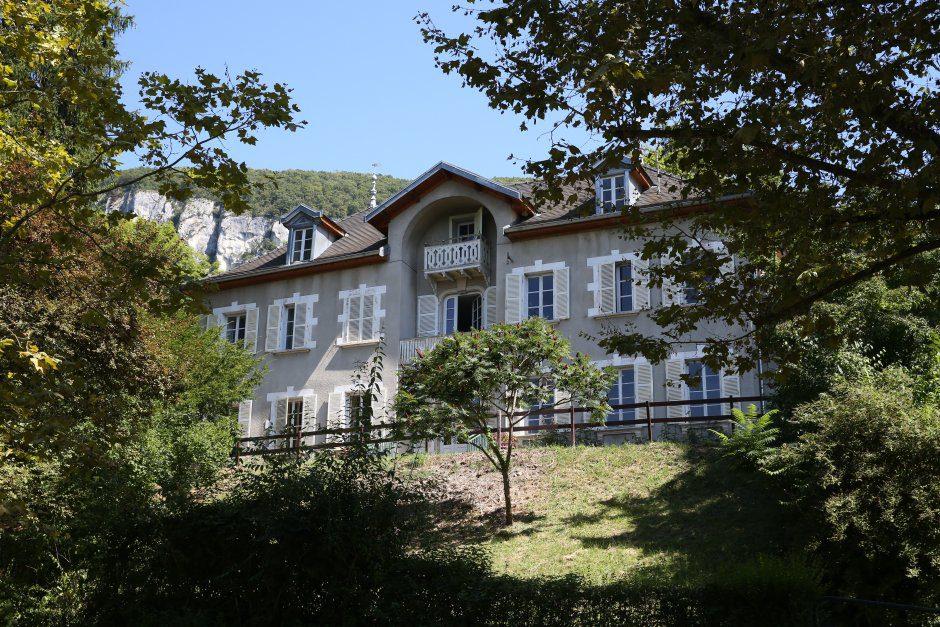 """L'ancien """"château de la Verrière"""""""