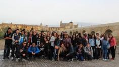 Photo groupe Andalousie