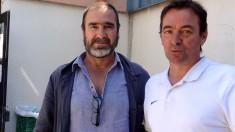 Le duo s'est retrouvé 25 ans après son passage à Montpellier