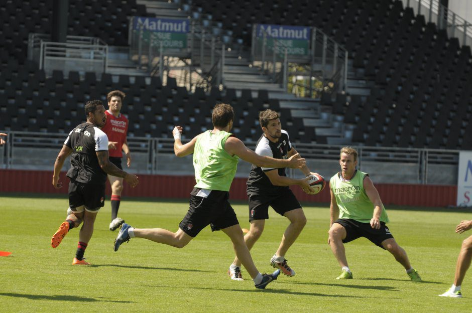 LOU rugby entrainement -03