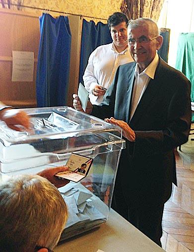 Fischer vote