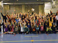 C'était la fête aux enfants à l'AFA Feyzin-Vénissieux