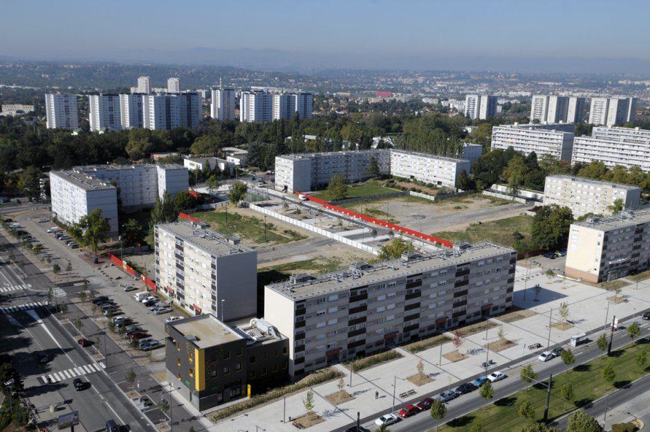 urbanisme, vues  aeriennes Minguettes-04 - copie