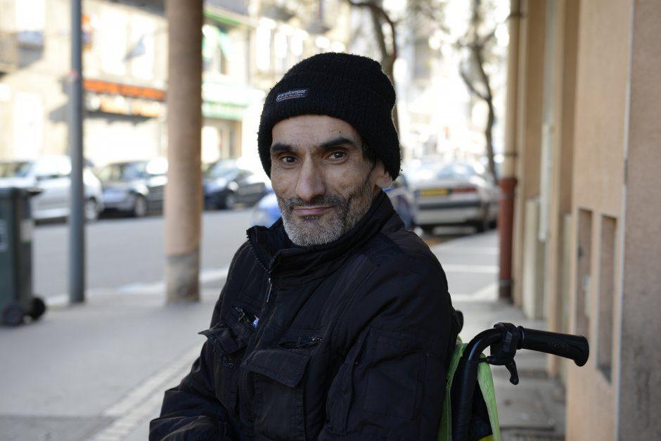 Achour, EcoRecycle, Handicap -1