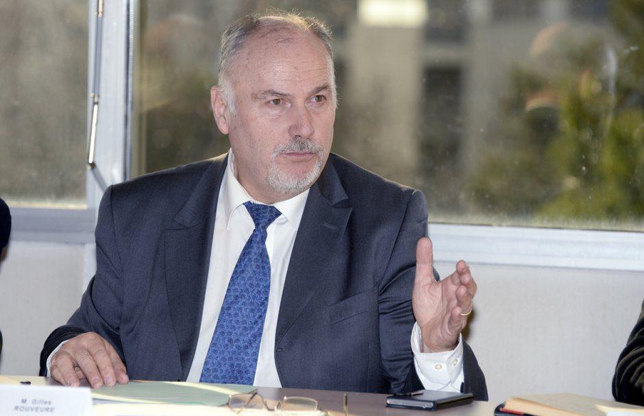 delegation speciale. M.Rouveure