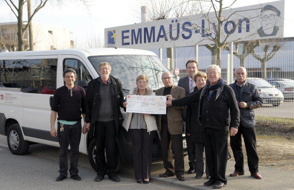 Emmaus CEpargne 56