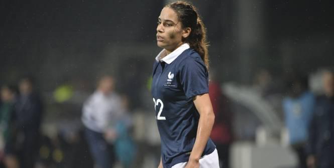 Première Coupe du Monde pour Amel Majri