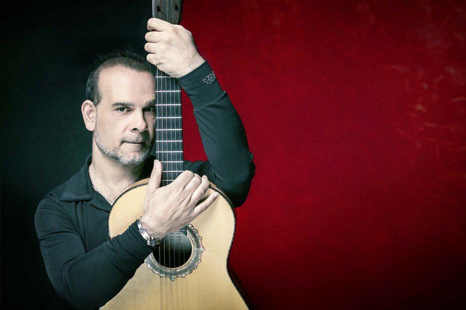 Juan Carmona, la touche de flamenco d'une soirée world music ©MOLINA