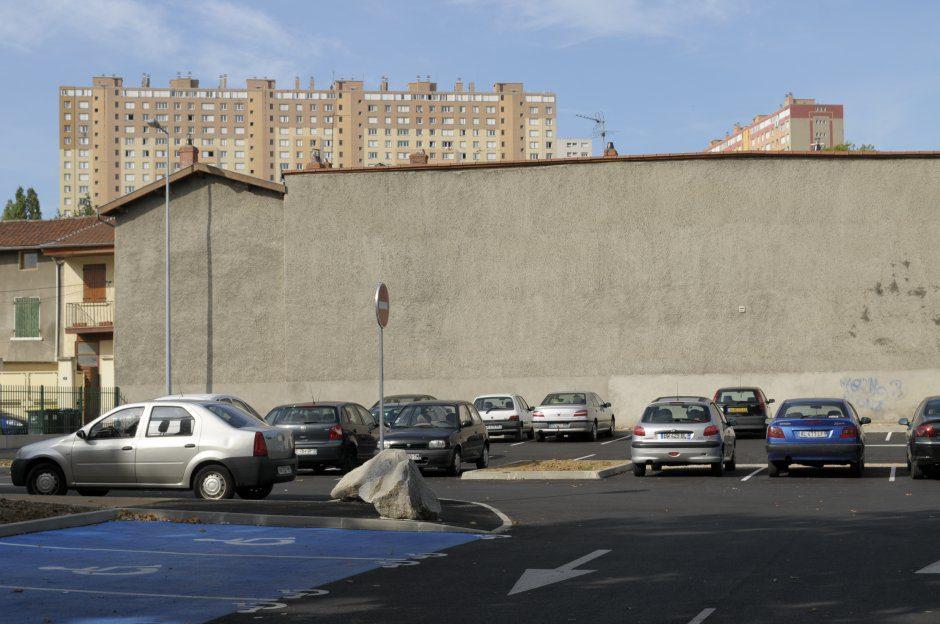 Parking Rue Marcel Paul