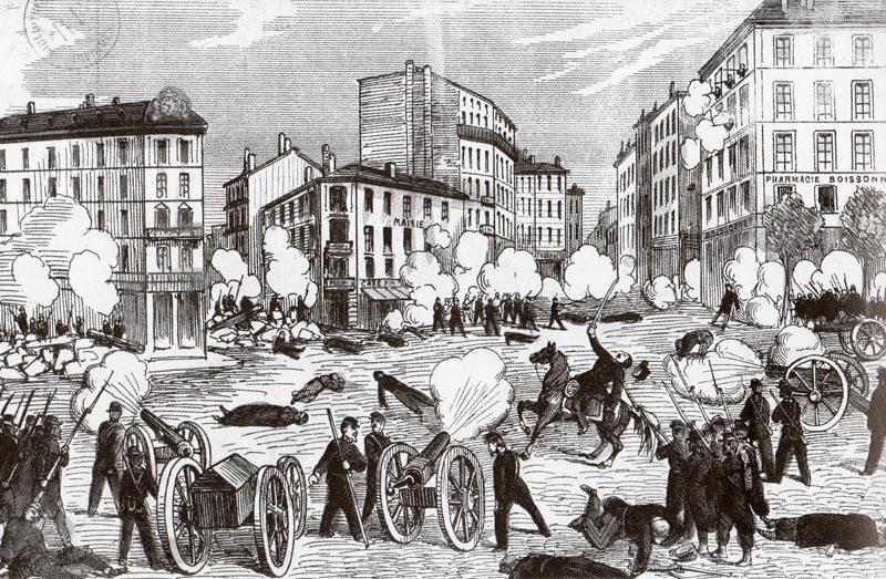 Commune Guillotiere