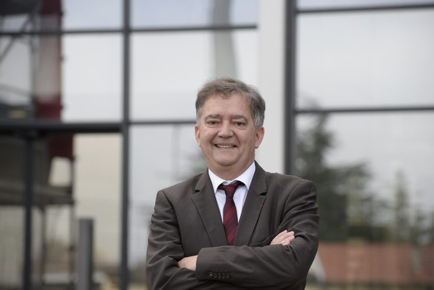 Guy Mathiolon, Pdt Groupe SERFIM