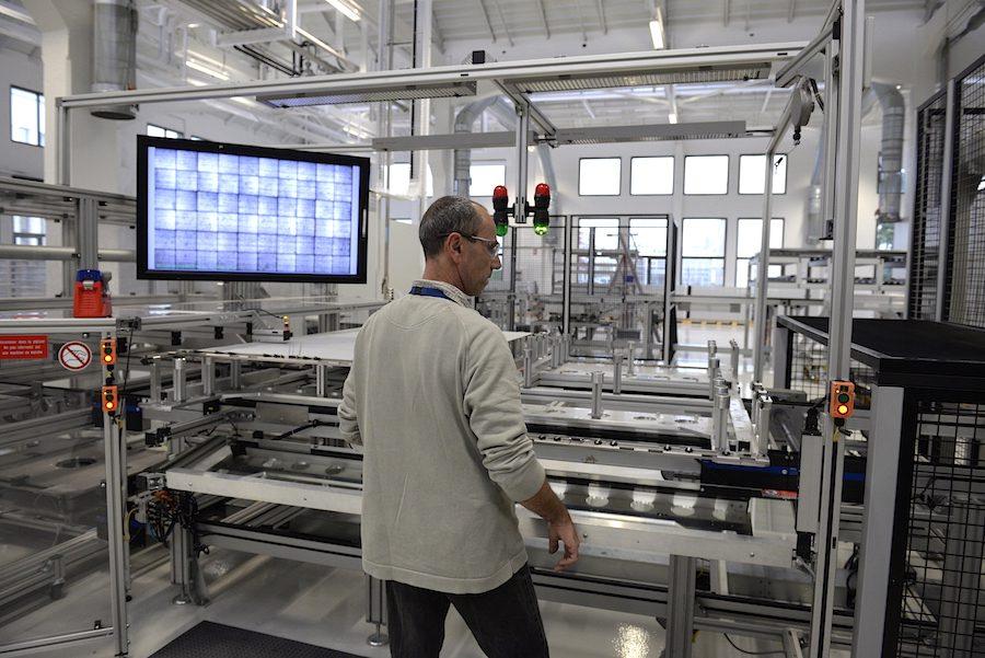 Sillia, panneaux photovoltaïques