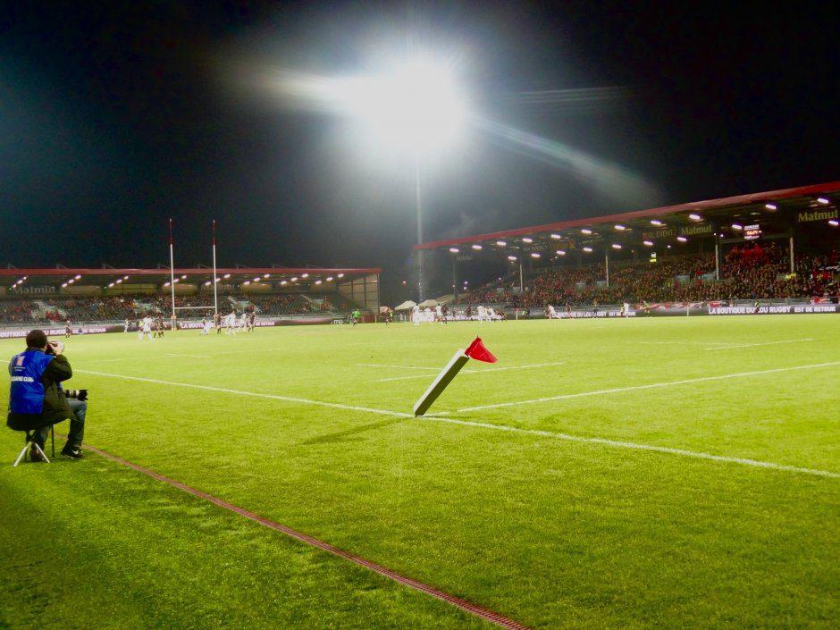 Le LOU va encore évoluer à Vénissieux, au Matmut Stadium