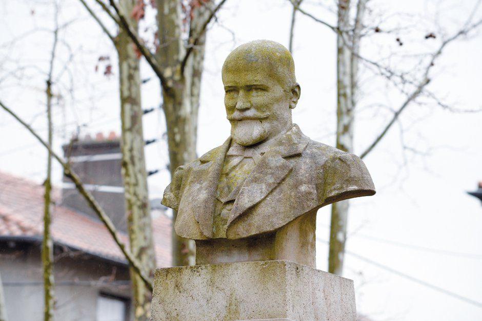 Statue de Laurent Gérin