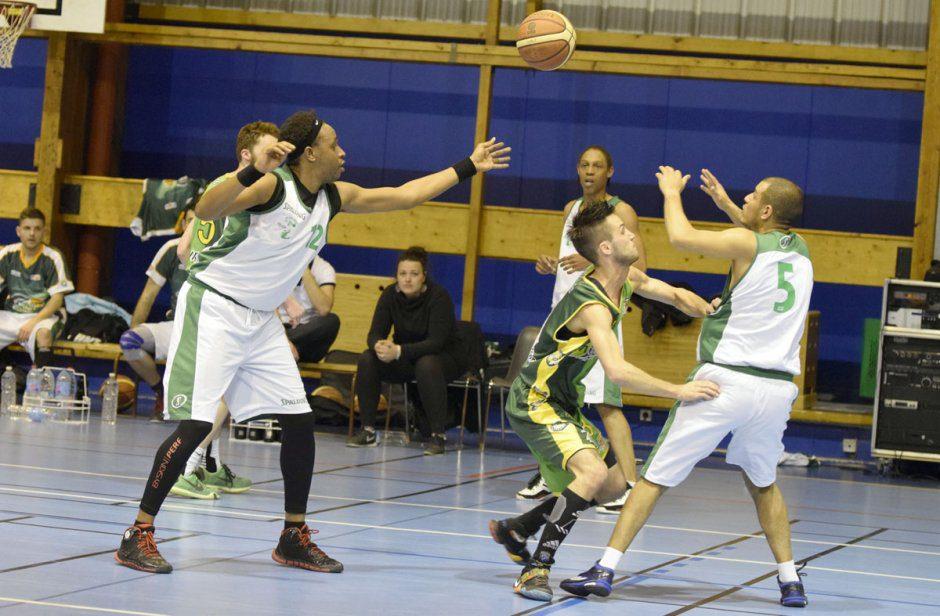 ALVP Basket, contre Feurs. Accession en R1