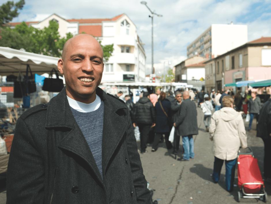 Lyazid Belasri, délégué du préfet