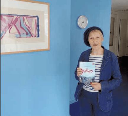 La Vénissiane Caroline Nataieff publie son premier roman d'anticipation aux éditions Persée