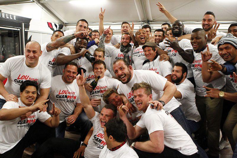 lLe LOU champion, photo du club