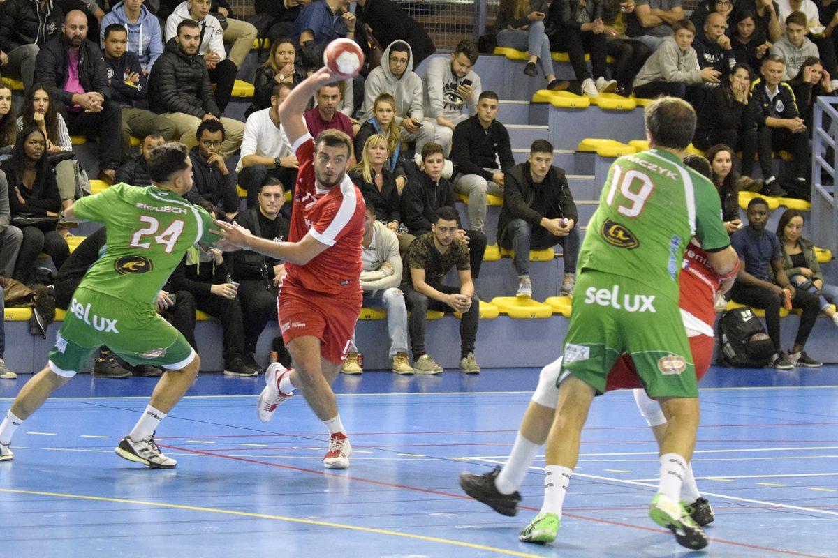 Handball les v nissians en 32e de finale de la coupe de - Resultat coupe de france handball feminin ...