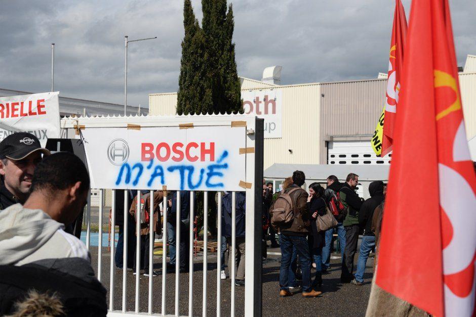 Bosch L Inspection Du Travail Refuse Le Licenciement De 15