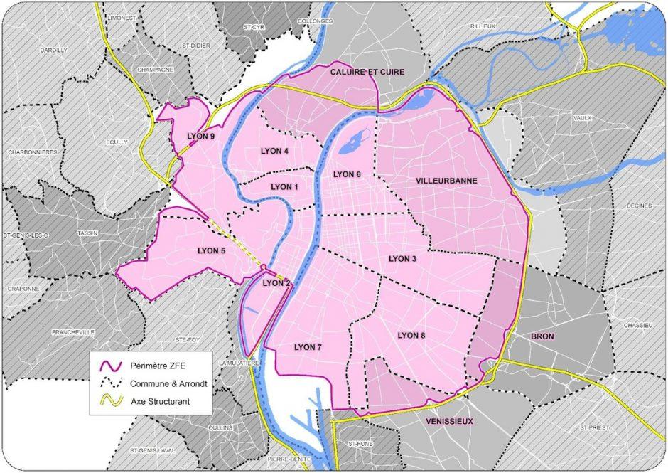 Zone de faibles émissions : Vénissieux émet des réserves - Expressions
