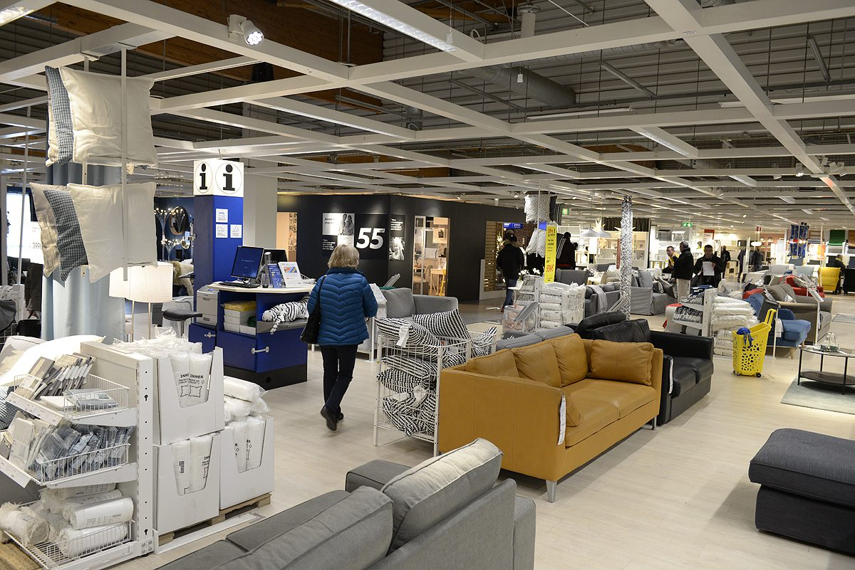 emploi quand la ville recrute pour ikea expressions. Black Bedroom Furniture Sets. Home Design Ideas