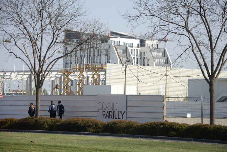 Grand Parilly Le Nouveau Quartier Prend Forme Expressions