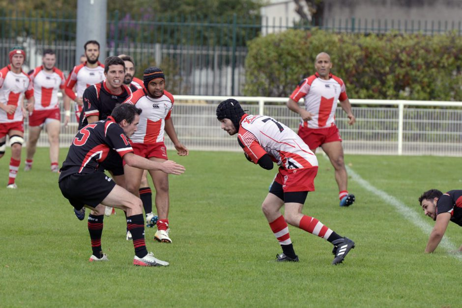 USV-Rugby: opening in Laurent-Gerin this Sunday